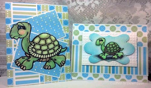 Turtle complete copy
