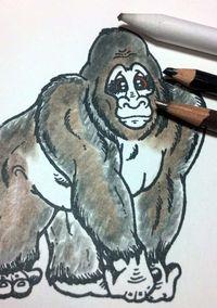 Galvin the Gorilla