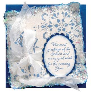 Snowflake Trio Card1